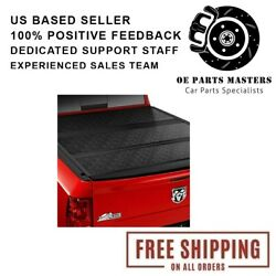 Bak F1 Hard Folding Tonneau Cover Bakflip For Ram 2009-2019 6'4 Bed With Rambox