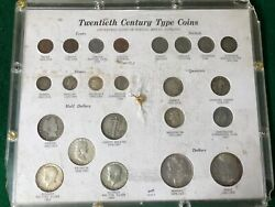 20th Century Type Coins Collection -t