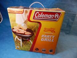 Coleman Propane, Compact, Portable Party Grill, Bbq Camping Picnic Tailgating