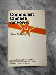 1968 Antique History Book Communist Chinese Air Power