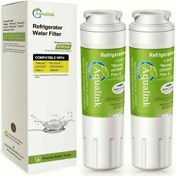 Refrigerator Water Filter Fits Maytag Ukf8001 Whirlpool Edr4rxd1 4396395 2pk