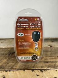 Bulldog Remote Vehicle Starter System RS82B For Auto Trans 1996 And Newer Only