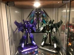Transformer Rare Igear Prototype Seekers Current Acid Storm And G2 Ramjet