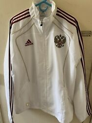 Adidas Track Suit World Russian Team Track Jacket Pre Suit New Olympic