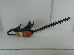 Stihl Hedge Trimmer Hs60av Gas Powered With 22 Cutter Bar Landscraping Tool