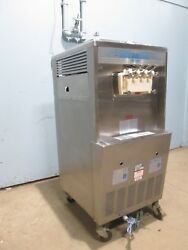 Taylor 339-33 Commercial H.d. Water Cooled 2 Flavors + Twist Ice Cream Machine