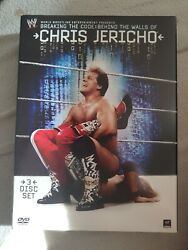 Wwe Chris Jericho Breaking The Code Behind The Walls Of Jericho Dvd Read Descr.