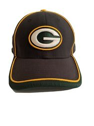 Green Bay Packers Baseball Hat Cap Gray Licensed Nfl New Era Large Ex Large