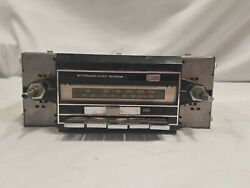 Vintage Audiovox Car Stereo And Cassette Player Gmcxpa
