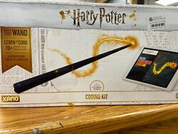 Harry Potter Kano Coding Kit - Build A Wand. Learn To Code. Make Magic..open Box