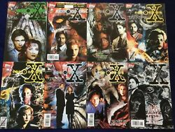 X-files 1-41 And Annual 1-2 Topps Comics Mulder And Scully