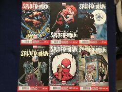 Superior Spider-man 1-33, 6au, Annual 1 And 2, Inhumanity 1 And Variant 31 Avengers
