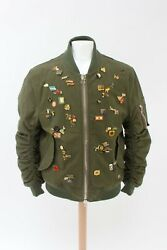 Readymade Reproduction Made In Japan Jesse Bomber Jacket Sz 2 Or M