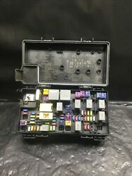 2017-2018 Jeep Wrangler Tipm Totally Integrated Power Module Fuse Box 68303924ab