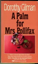 Gilman Dorothy. A PALM FOR MRS. POLLIFAX. Paperback. 1991