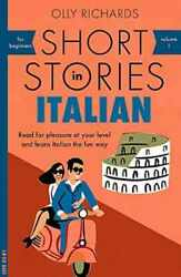 Short Stories in Italian for Beginners Teach Yourself Foreign Language Graded R $8.81