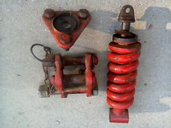 1949 Ford 8n Tractor Hydraulic Lift Draft Control Spring And Other Parts