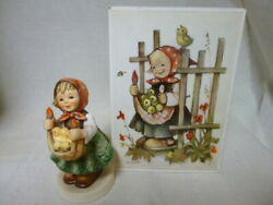 First Offer To The World Old Rare Mi Hummel/goebel Figurine Unknown 385/3/0