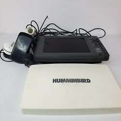 Humminbird 1197c Si Sar Combo Gps Hd Side Imaging Search And Rescue System Rare