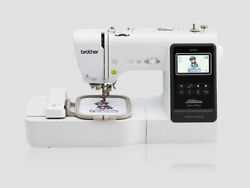 Brother Lb7000 New Computerized Sewing And Embroidery Machine Factory Serviced