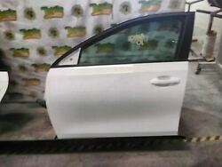 Driver Front Door Sedan Without Automatic Up And Down Fits 19 Forte 2662135