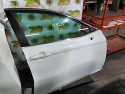 Passenger Front Door Electric Windows With Alarm System Fits 18 Camry 2670733