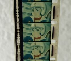 2 Exc Orig Speed Racer 16mm Low Fade Color Eps 38 And 39 Secret Invaders 1968 More