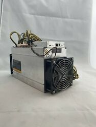 One Antminer L3+ Ltc 504m With Psu | Ltc And Doge Coin Mining Ships From Usa
