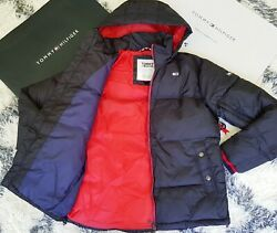 Tommy Jeans-limited Edition Down Puffer Jacket- Black M