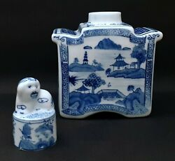 Pot Vase Covered Chinese Chinese Sign