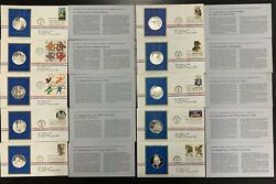 Postmasters Of America Stamp And Coin Collectors Set Mint Condition