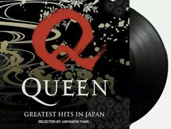 Queen - Greatest Hits In Japan- Heavyweight Vinyl Limited Edition Of 2000