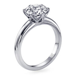 1.5 Carat Diamond Engagement Ring Solitaire White Gold One I3 5,550 00452992