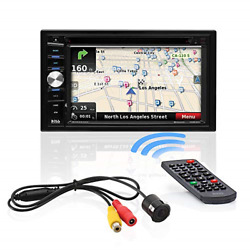 Boss Audio Systems Bvnv9384rc Car Gps Navigation And Dvd Player - Double Din, Cd