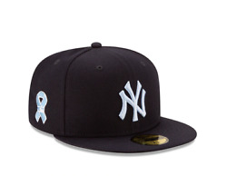 New York Yankees New Era 2021 Father#x27;s Day On Field 59FIFTY Fitted Hat Navy