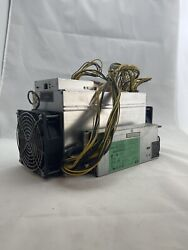 Antminer L3+ Ltc With Psu   Ltc And Doge Coin Mining Ships From Usa