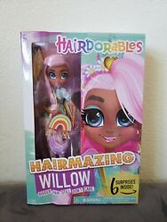 Hairdorables Hairmazing Willow Fashion Doll New In Box