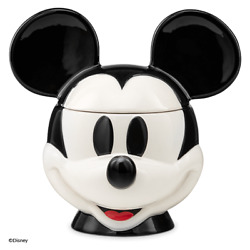 Mickey Mouse Scentsy Warmer new in box Authentic