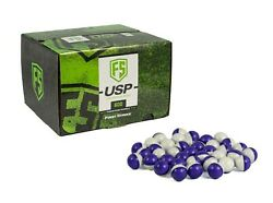First Strike Paintball Usp Weather Proof Rounds Ultra Spherical Projectile 600ct