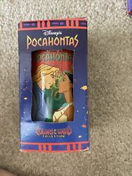 Disneyand039s Pocahontas Colors Of The Wind Collectible Cup Burger King Vintage