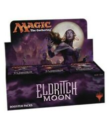 English Eldritch Moon Booster 1box Magic The Gathering Factory Sealed
