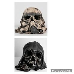 Jack Of The Dust - Darth Vader And Stormtroop Skull Star Wars Disney Sold Out