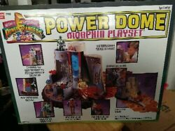 New Sealed Bandai Mighty Morphin Power Rangers 1993 Power Dome 2290
