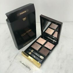 Tom Ford Eye Shadow Color Quad 03 Nude Dip 0.21 Oz 6 G New In Box