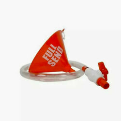 Full Send Funnel Beer Bong Nelk Boys Red Sold Out New In Hand