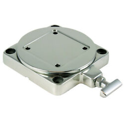 Cannon - Cannon Stainless Steel Low Profile Swivel Base - Cw31388