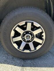 Toyota Four Runner Parts Includes Tires And Rims