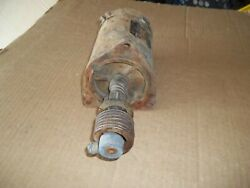 1928 1929 1930 1931 Model A Ford Core Starter With Bendix