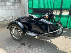 Motorcycle Sidecar With Universal Mounting Kit Item Deluxe Beemer Sidecar