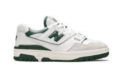 In Hand - Fast Ship Size 7.5-13 New Balance 550 Green/white Bb550wt1